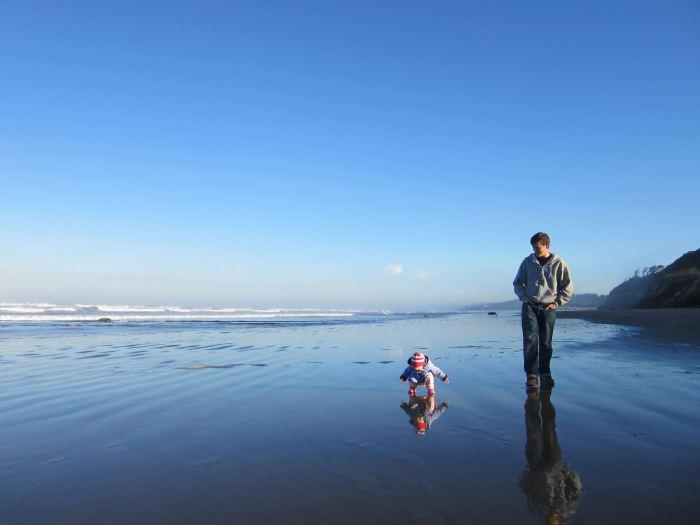 Oregon Coast family vacation