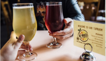 Portland's mead scene pairs perfectly with this Oregon city's dedication to the environment—and to its foodie identity.